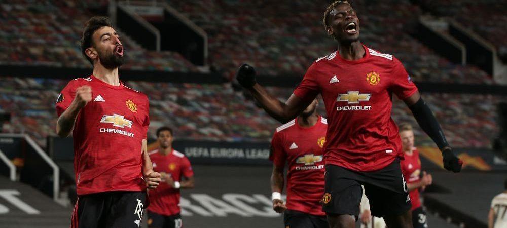 MASACRU in United 6-2 AS Roma! In minutul 64 era 2-2. Villarreal a batut-o pe Arsenal: 2-1! Aici tot ce s-a intamplat in semifinalele Europa League