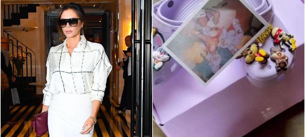 """Mai degraba mor!"" Reactia incredibila a Victoriei Beckham cand a vazut ce cadou a primit de la Justin Bieber! Ce a putut sa posteze"