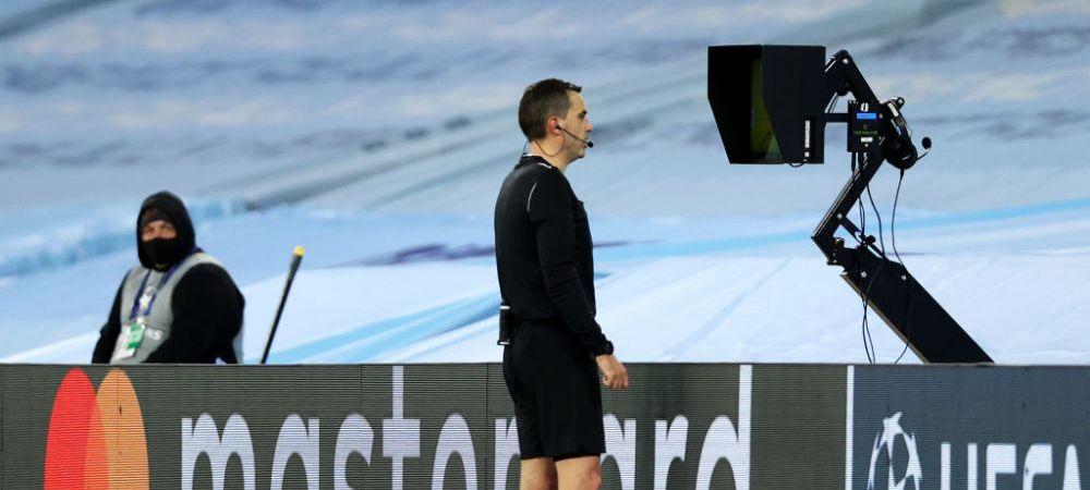 """""""Exagerati!"""" Ce spune Kyros Vassaras despre erorile de arbitraj din Liga 1. Cand va fi disponibil VAR-ul"""