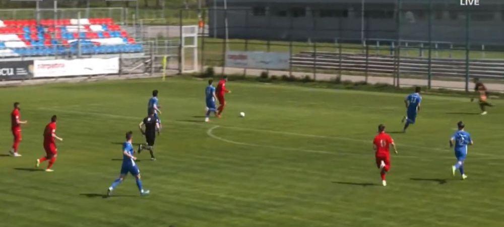 Steaua, distractie pe teren propriu cu Metalul Buzau inainte de barajul de promovare! Aici ai tot ce s-a intamplat in Steaua 5-0 Metalul Buzau