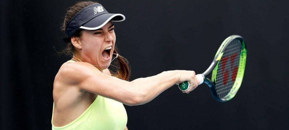 Moment horror suferit de Sorana Cirstea la Madrid! Ce a patit campioana de la Istanbul in primul tur al competitiei patronate de Ion Tiriac
