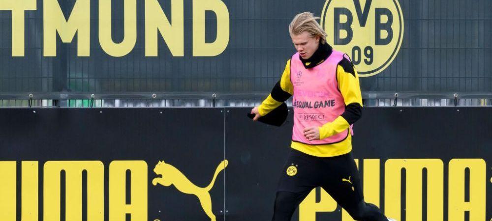 Asta ar fi tradarea secolului: merge Haaland la Bayern in locul lui Lewandowski?! Scenariu SF anuntat in Germania. Ce ar fi pus la cale Raiola