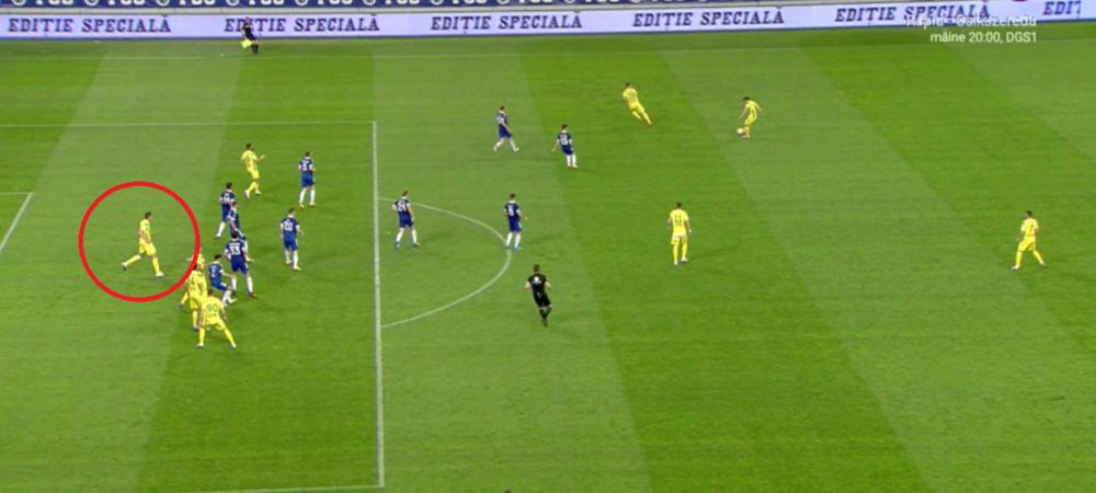 """""""Cum asa offside? Cum asa offside?!"""" Gol halucinant dintr-un offside cat casa la meciul Craiovei. Reactia comentatorului e ireala"""