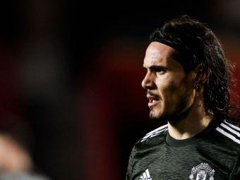 """Cavani i-a deschis din nou usa lui Manchester United! """"El Matador"""" si-ar putea prelungi contractul, desi initial refuza categoric ideea"""