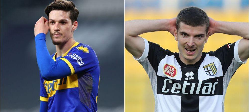 """Victor Becali a facut anuntul: ce se intampla cu Man si Mihaila daca Parma retrogradeaza! Cum vor arata salariile jucatorilor romani: """"Nu se pune problema!"""""""