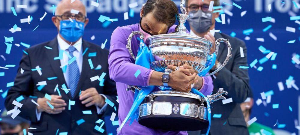 """""""Regele Zgurii"""" cu un motiv. Nadal rupe tot: a castigat mai multe meciuri pe zgura decat Federer si Djokovic impreuna"""