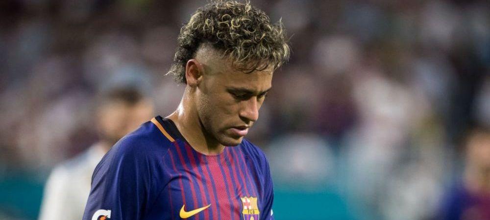Laporta pregateste revenirea secolului la Barcelona! A facut primii pasi pentru transferul lui Neymar