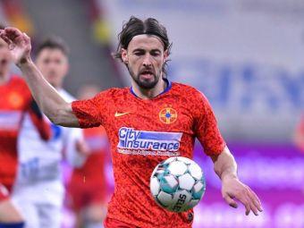 """Liga 1, drum inchis pentru Vukusic! Reactia clubului care trebuia sa il transfere inainte sa semneze cu FCSB: """"Nu-l mai dorim!"""""""