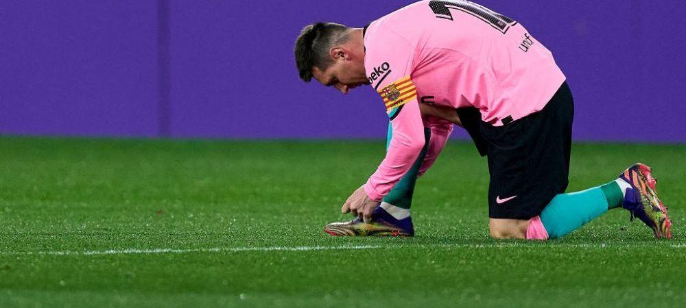 Inca un record 'doborat' de Messi! Suma colosala pe care au fost vandute ghetele purtate cand a inscris golul cu care l-a depasit pe uriasul Pele