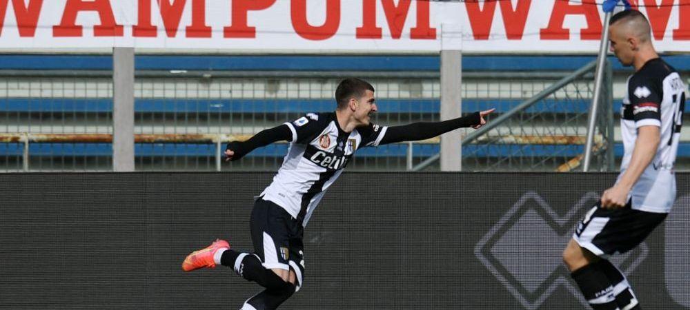Cale libera pentru Mihaila la Parma! Presa din Italia a facut anuntul: jucatorul care pleaca din echipa lui D'Aversa