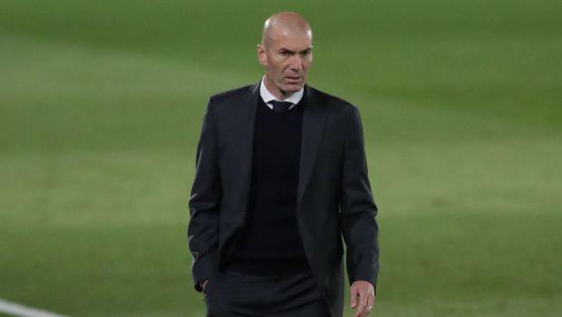 S-a bucurat mai ceva ca in Champions League! :) Reactia cu care Zidane a devenit viral dupa ultimul meci din La Liga
