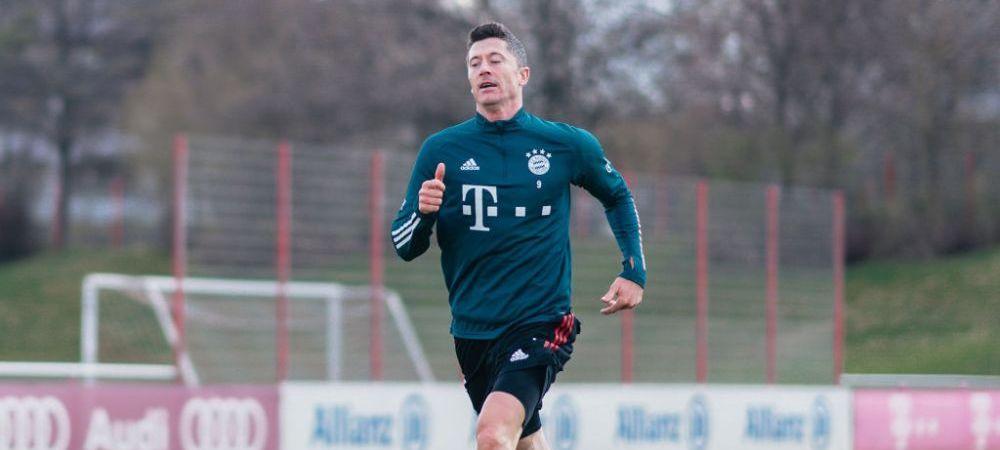 Pleaca Lewandowski de la Bayern?! O super putere din Europa ar fi gata sa-l transfere pe atacant! Ce scriu jurnalistii
