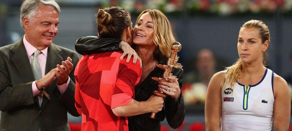 """""""Nadia Comaneci? Un mit pentru Romania!"""" Simona Halep vrea sa calce pe urmele olimpice ale Nadiei, dar nu inainte sa-l ironizeze din nou pe Cahill: """"Darren e ostaticul meu acum!"""""""