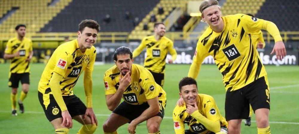Sefii lui Dortmund se pot imbogati in aceasta vara! Dupa Haaland, Sancho poate si el pleca pe o suma uriasa