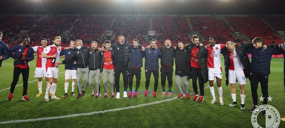 Stanciu, din nou campion in Cehia! Slavia a facut 'hat-trick-ul' de titluri cu 4 etape inainte de finalul sezonului