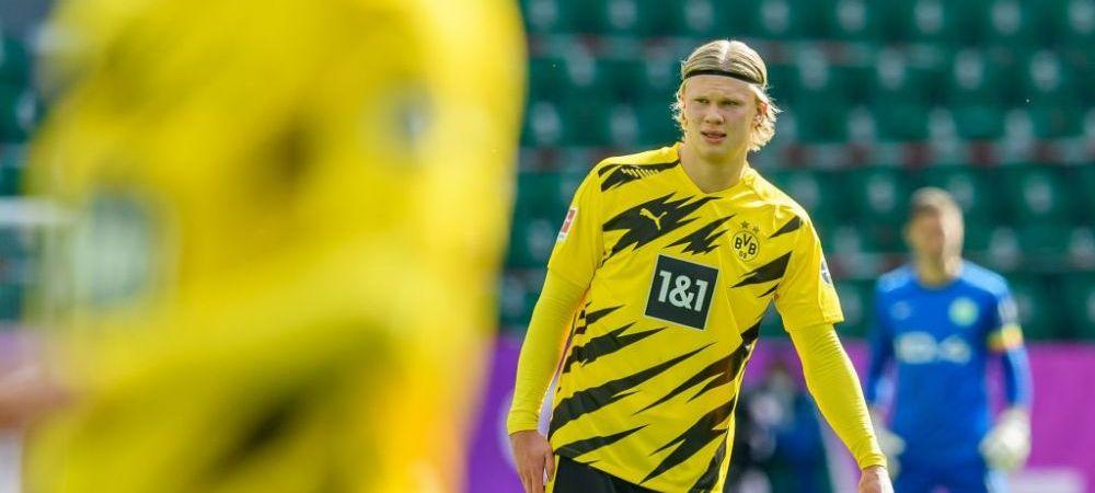 """""""Haaland este complet de acord!"""" Decizia de ultima ora a 'monstrului' de la Dortmund! Unde va juca in urmatorul sezon"""