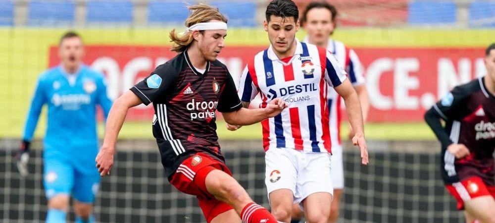 Motivul incredibil pentru care un olandez se retrage din fotbal la doar 19 ani! Anuntul facut de jucatorul lui Feyenoord
