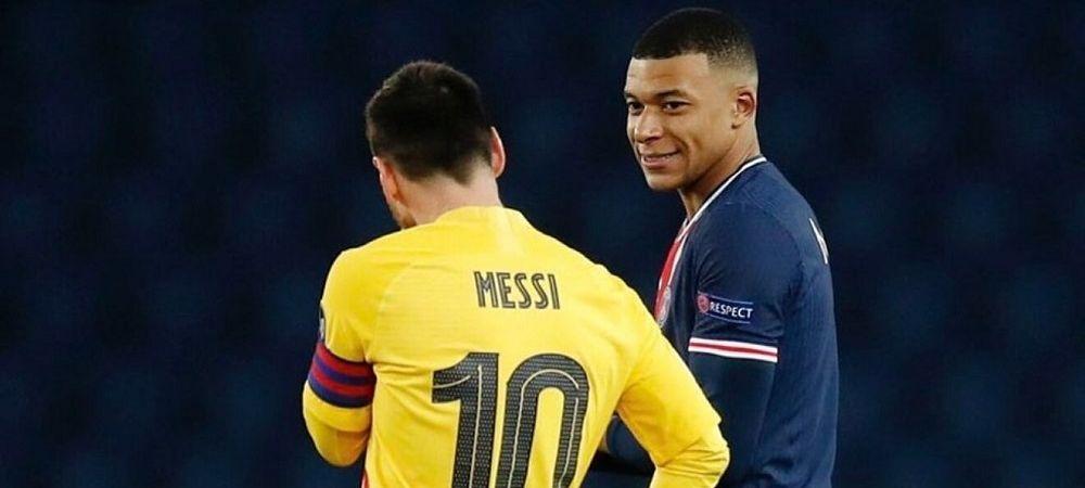 Lupta intensa intre Messi si Mbappe pentru Balonul de Aur! Cum arata topul favoritilor la cucerirea trofeului in 2021