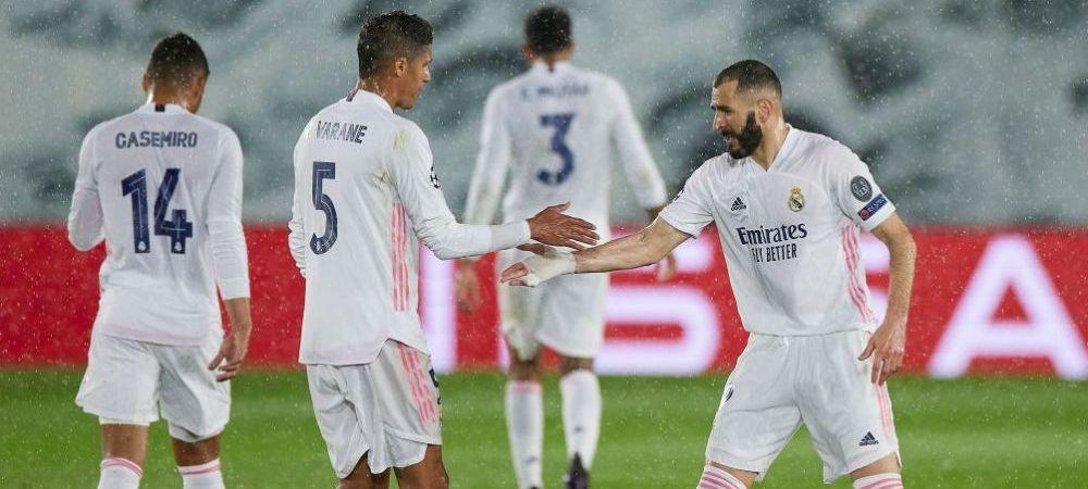 Real Madrid, fara un jucator important la returul cu Chelsea! Cine este fotbalistul care s-a accidentat