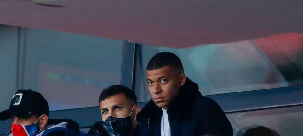 Kylian Mbappe le da emotii fanilor lui PSG inainte de semifinala cu City! Cum a fost surprins starul francez la hotel