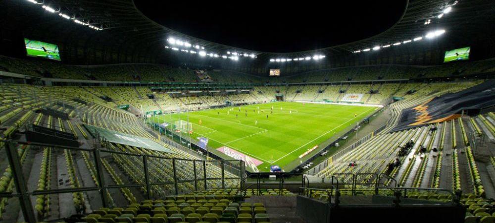 Finala Europa League se va disputa cu spectatori in tribune! Anuntul de ultima ora facut de UEFA
