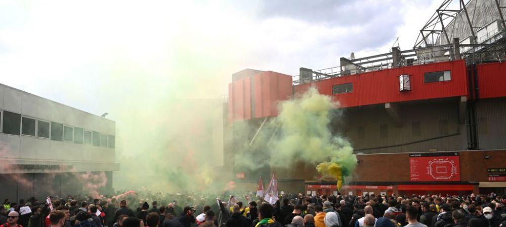 Presa engleza face anuntul! Ce risca Manchester United dupa ce suporterii au patruns pe stadion si au dus la amanarea derby-ului cu Liverpool