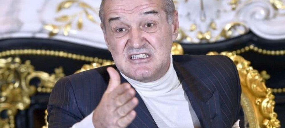 """""""Lasa-l, ma, sa lesine!"""" Discurs incredibil al lui Becali! Jucatorul care l-a infuriat in meciul cu CFR Cluj: """"Nu mai cauta sa te duci la echipe mari!"""""""
