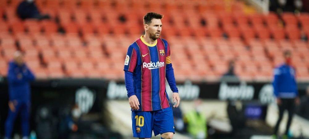Anunt bomba in fotbalul mondial! Messi s-a decis! E stirea care face inconjurul lumii! Unde va juca din sezonul urmator