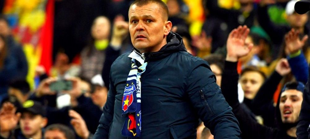 """""""Se intalnesc cu noi la poarta!"""" Mustata, mesaj dur pentru jucatorii FCSB: """"Stiti cand au intrat suporterii lui PAOK in vestiar?"""" Avertismentul fanilor"""