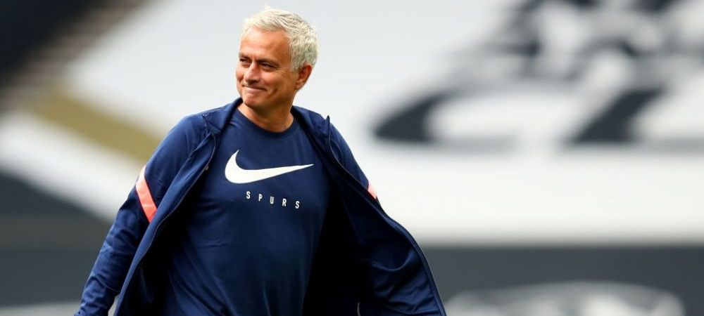 Mourinho si-a gasit echipa dupa ce a plecat de la Tottenham! Portughezul se intoarce in Serie A! Unde va antrena