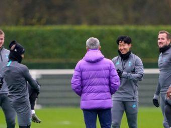 """Mourinho e regretat de un star al lui Tottenham: """"Este unul dintre cei mai buni antrenori din lume! Este trist ca a plecat!"""""""