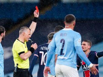 """""""Arbitrul mi-a spus: 'Sa te f**!'"""" Dezvaluiri bomba ale jucatorilor lui PSG din meciul cu City! Ce au spus Herrera si Verratti"""