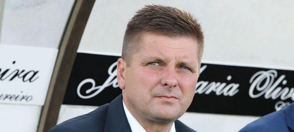 """""""Inainte nimeni nu respecta nimic! Acum e cu totul altceva!"""" Dusan Uhrin, laudat de o legenda a lui Dinamo"""