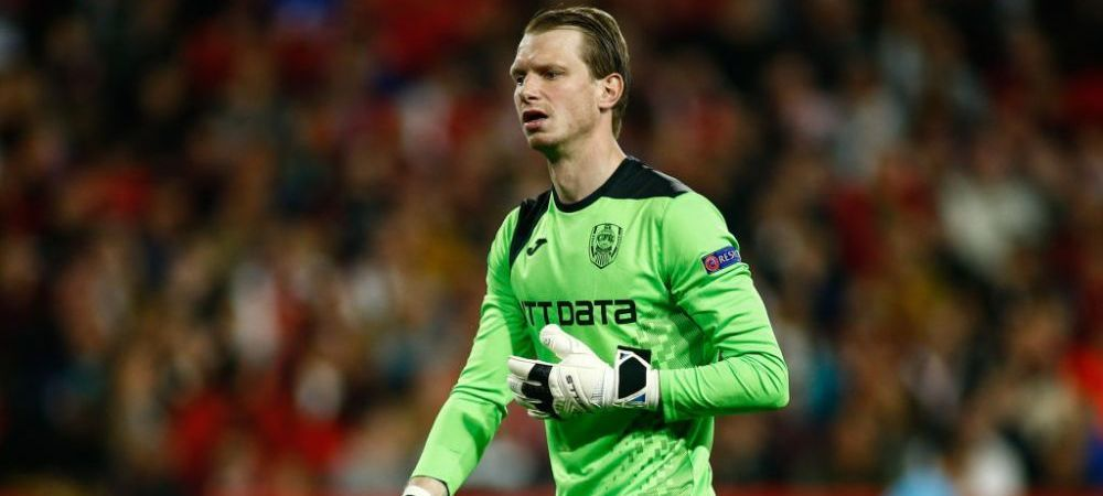 Anunt important pentru CFR Cluj! Ce se intampla cu Arlauskis dupa finalul acestui sezon! Ce spun oficialii clubului despre viitorul lui Balgradean