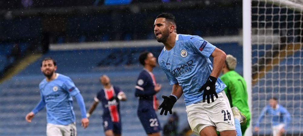 """""""Eroul"""" Mahrez anunta ca City e pregatita de finala! """"Am meritat sa ne calificam! Sa inscrii in marile meciuri e ceea ce-si doreste orice jucator"""""""