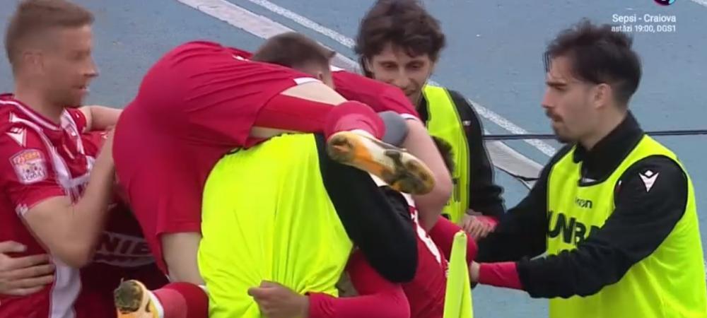 Poli Iasi 1-2 Dinamo | Daca mai dura putin, prindeau Europa! :) Dinamo, OUT de la retrogradare dupa 2-1 la Iasi! AICI clasamentul din playout