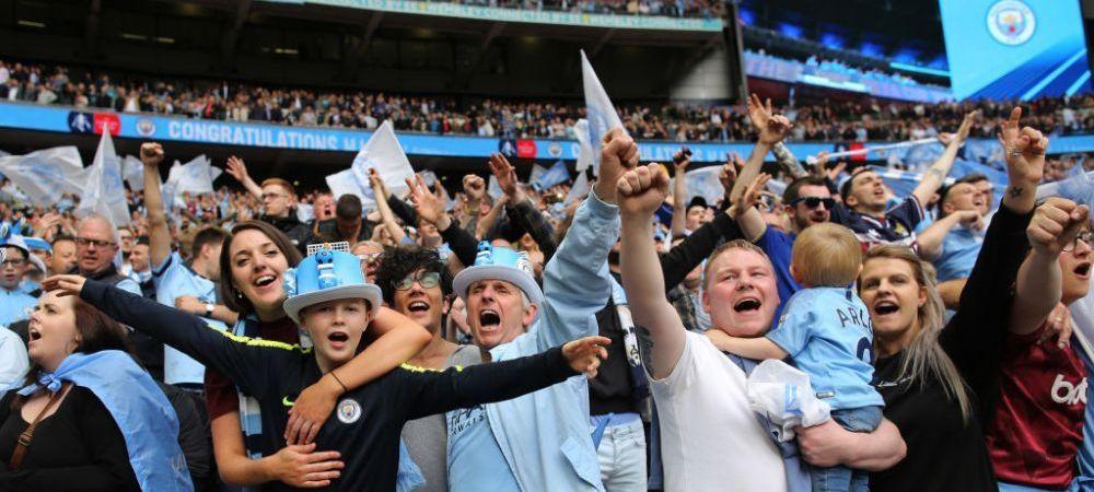 Se redeschid portile pentru fanii din Anglia! Premier League anunta spectatori pe stadioane la finalul lunii mai