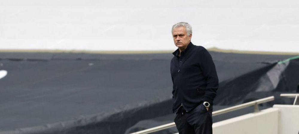 Mourinho s-a apucat deja de treaba in Italia! Prima cerinta, un fost jucator de la Tottenham! Pe cine isi doreste la AS Roma