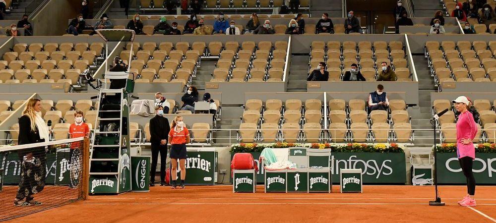 Se joaca finala de la Roland Garros cu mii de spectatori in tribune? Raspunsul autoritatilor franceze: fanii ar putea primi acces doar pe baza vaccinarii sau a unui test negativ