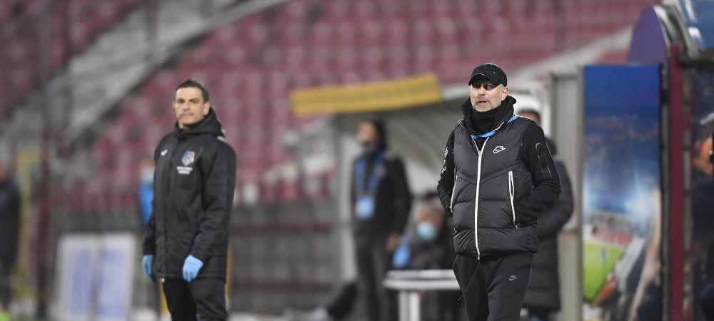 """""""Cand am venit eu, eram la 4 puncte de lider!"""" Edi Iordanescu, despre motivele pentru care CFR Cluj nu joaca spectaculos"""