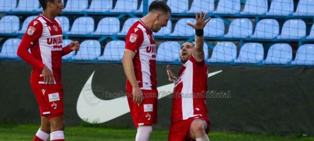 """""""Sunt fericit!"""" Uhrin, numai zambete la finalul meciului cu Poli Iasi! Cum arata finalul de sezon pentru Dinamo"""