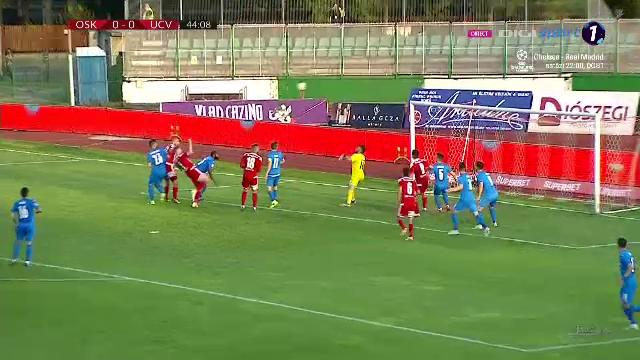 Fotbalul se vede altfel din poarta. :) Pigliacelli nu recunoaste ca a gresit la golul de 1-0 marcat de Sepsi: