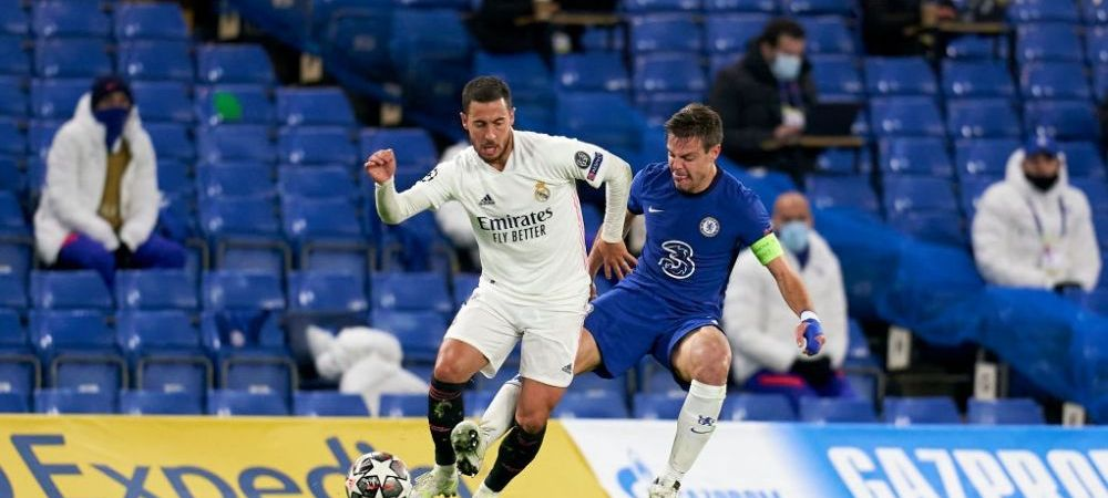 """""""Bye bye, Eden!"""" Hazard, facut praf in presa din Spania dupa gesturile facute la finalul meciului cu Chelsea! """"Nu intelege ce inseamna Real Madrid"""""""