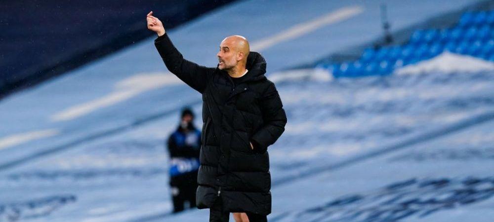 Guardiola a pus ochii pe un fotbalist de 60 de miioane de euro! Cine este principala tinta a lui City pentru urmatoarea perioada de mercato