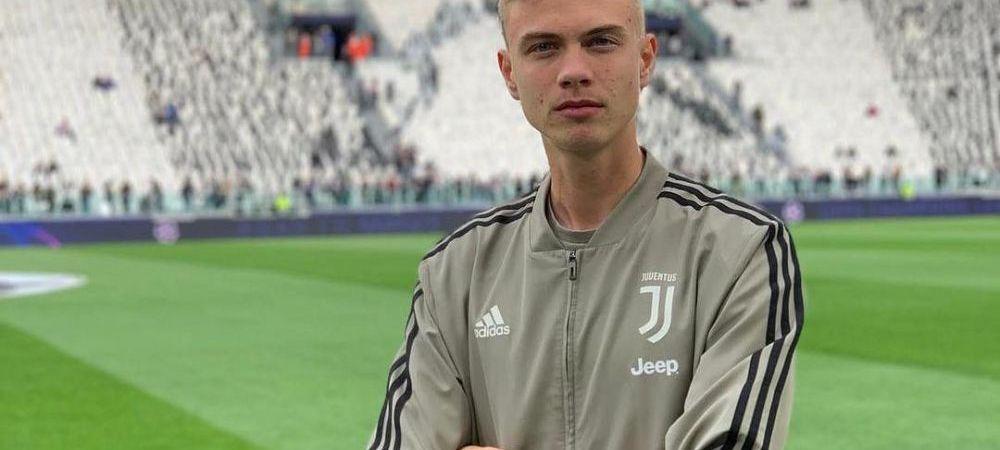Dupa Dragusin, un alt roman ar putea debuta la Juventus!Are 20 de ani si joaca tot fundas central