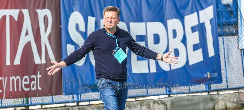 """""""Treaba nu e gata!""""Uhrin, multumit de cum arata Dinamo! """"Cainii"""" nu renunta la Cupa"""