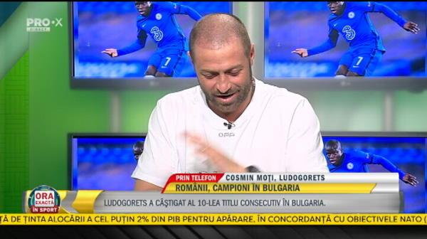 "EXCLUSIV | ""99% ma retrag in vara!"" Ce spune Moti despre o posibila revenire la Dinamo inainte de a pune ghetele in cui"