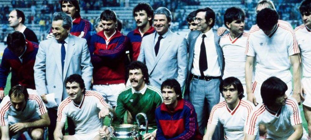 "EXCLUSIV | ""Daca exista VAR, castigam toate cele 3 trofee in acelasi an!"" Reactia lui Tudorel Stoica la 35 de ani de la victoria istorica de la Sevilla"