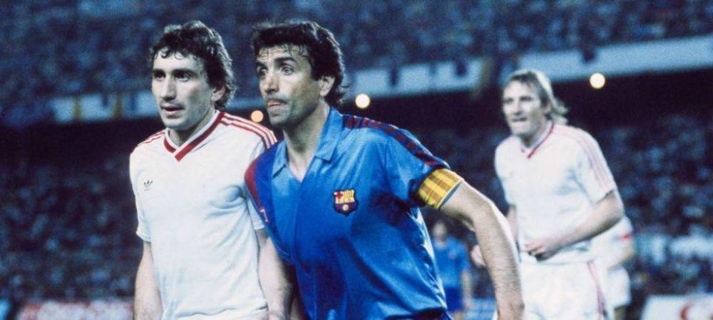 """""""De multe ori visez ca inca mai joc fotbal!"""" Bumbescu isi reaminteste de momentele fantastice de la Sevilla"""