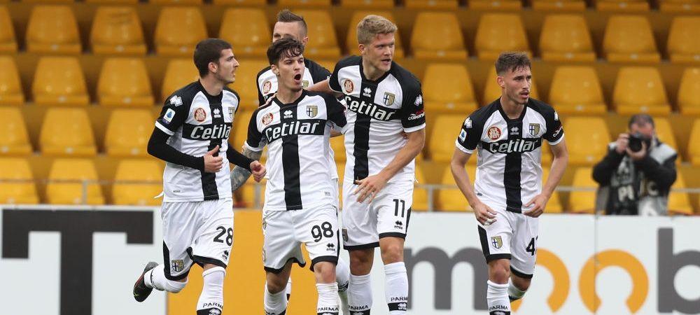 """""""Nu e calitate, e lupta, e bataie! Ar fi bine sa faca asta!"""" Ce sfat au primit Man si Mihaila dupa ce Parma a retrogradat in Serie B"""